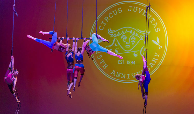 Circus Juventas Performance