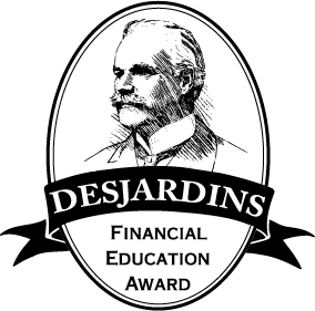 Desjardins Financial Education Award Logo