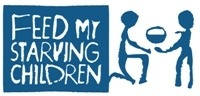Feed by Starving Children logo