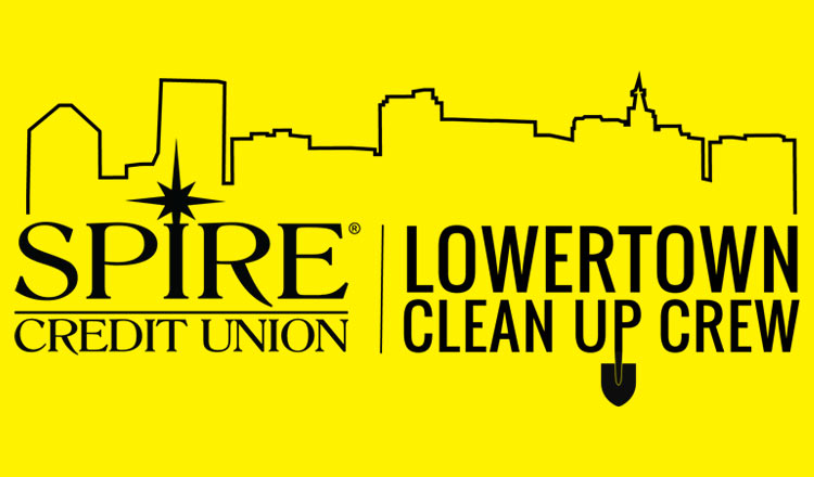 Lowertown Clean-up Crew: July