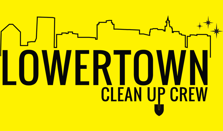 Lowertown Clean-up Crew logo