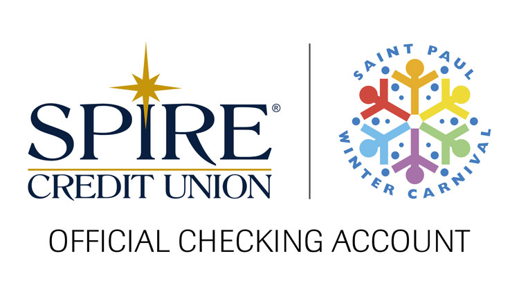 Official Checking Account of the St. Paul Winter Carnival