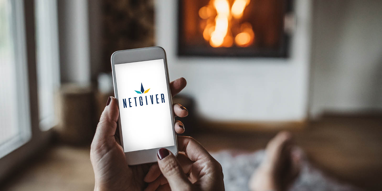Effortless Giving. Download the NetGiver app and discover the ease of giving!