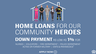 Home Loans for our Community Heroes