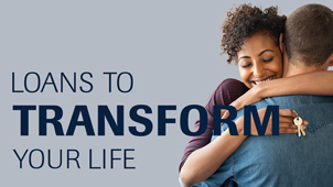 Loans to transform your life