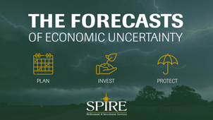 The Forecasts of Economic Uncertainty. Plan, invest, and protect.