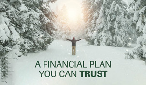 A financial plan you can trust