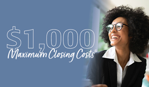 $1,000 Maximum Closing Costs