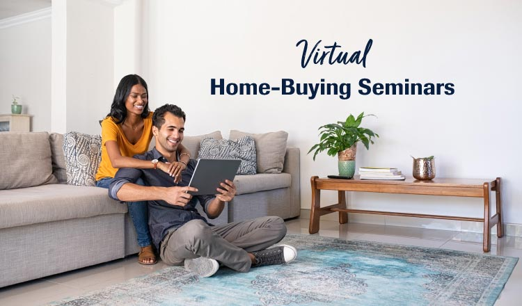 Virtual Home Buyer Seminar: May 13