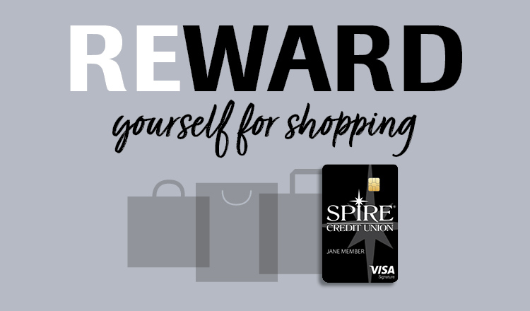 Reward Yourself for Shopping