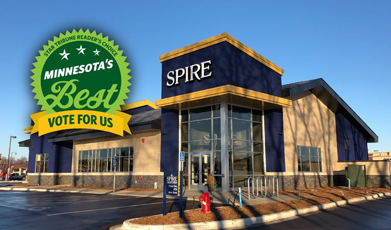 Vote SPIRE as Minnesota's Best