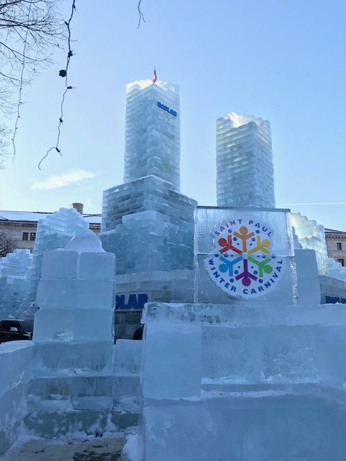 Ecolab Ice Palace presented by SPIRE